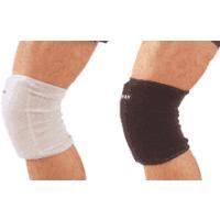 2色から選べる居合道用の膝サポーターで  ■仕様 サイズ:フリーサイズ 色:黒、白  ※1点(片側)...
