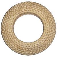 商品説明 弓道用の籐製の弦巻です。  商品仕様 サイズ  外径:約13.5cm、 内径:約7.5cm...