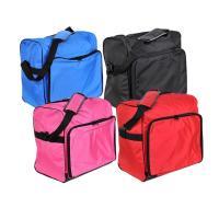 ファッションナイロンコンパクトボストン防具袋のショルダータイプです。 色は黒・紺・赤・ピンクです。