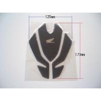 ホンダ純正 08P61-KYJ-700  カーボン調  材質:透明ビニール  貼り付け面(裏面)は粘...