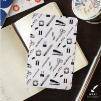 文房具 和気文具オリジナル モレスキン ポケット用 下敷き 文房具柄 あすつく対応
