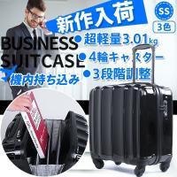 商品名:Travelhouse ビジネスケース  素材:ABS樹脂+ポリカーボネイトコーティング キ...