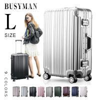 商品名:A L(size)スーツケース  素材: ABS樹脂キズや汚れに強い素材です. サイズ 外寸...