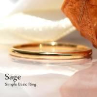 リング 指輪 レディース シンプル 本物 おしゃれ 人気 華奢 重ね付け