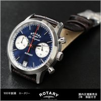 ROTARY -120周年記念復刻モデル-  『 AVENGER CHRONOGRAPH 』  RO...