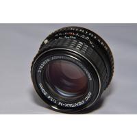 PENTAX SMCM Kマウント単焦点の標準レンズです。(50mm F1.4) 小型、軽量の35m...