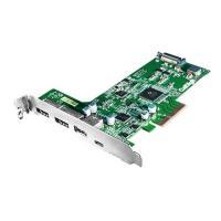 ・10Gb/s USB 3.1 ・6Gb/s eSATA ・USB Type-A ・USB Type...