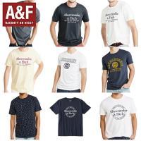 アバクロ Tシャツ本物保証アバクロ Abercrombie アバクロンビー&フィッチ  (Aberc...