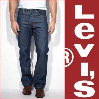 デニムの王道、Levi's(リーバイス)より定番の501のジーンズを入荷★ 未洗いの生デニムです。防...
