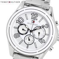 TOMMYHILFIGER トミーヒルフィガー クオーツ レディース 腕時計 1781650 世界中...