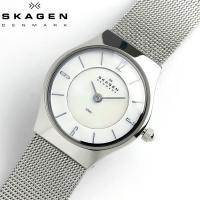 SKAGEN/スカーゲン ステンレス| 233XSSSデンマークが誇る極上のスリム腕時計。ブランドを...
