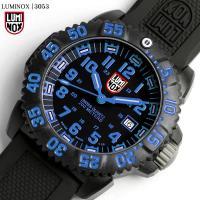 LUMINOXルミノックス ネイビーシールズ カラーマークシリーズ 腕時計 ブルー 3053 極限の...