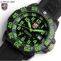 LUMINOXルミノックス ネイビーシールズ カラーマークシリーズ 腕時計 グリーン 3067 極限...