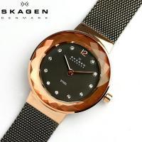 SKAGEN/スカーゲン ステンレス| 456SRMデンマークが誇る極上のスリム腕時計。ケースにはク...