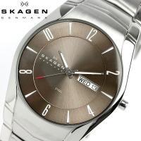 SKAGEN/スカーゲン | 531XLSXM1 メンズ腕時計デンマークが誇る極上のスリム腕時計。ス...