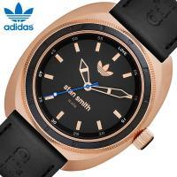 ADIDAS アディダス腕時計 Stan Smith スタンスミス メンズ レディース腕時計 ブラッ...