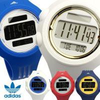 ADIDAS アディダス腕時計 デジタル ラバーベルト メンズスポーツブランドメーカーとして世界的に...
