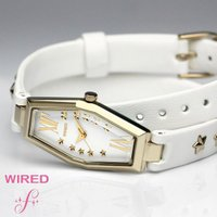 SEIKO セイコー ワイアードエフ スゥイートコレクション レディース 腕時計 AGEK049「大...