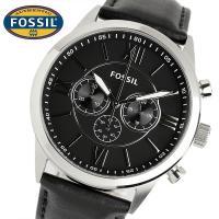 FOSSIL フォッシル 腕時計 メンズ クロノグラフ BQ1130 カジュアルウォッチブランドとし...