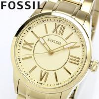 【FOSSIL】 フォッシル 腕時計 メンズ ゴールド メタル BQ1136 カジュアルウォッチブラ...