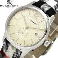 【BURBERRY】 バーバリー 腕時計 メンズ クオーツ 5気圧防水 スモールセコンド スイス製 ...