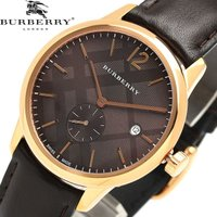 【BURBERRY】 バーバリー 腕時計 メンズ クオーツ スモールセコンド スイス製 BU1001...