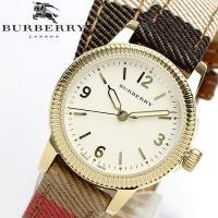 【BURBERRY】 バーバリー 腕時計 レディース 2重巻 チェック BU7851 クラシックなデ...