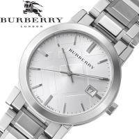 【BURBERRY】 バーバリー 腕時計 メンズ クオーツ 5気圧防水 デイトカレンダー スイス製 ...