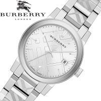 【BURBERRY】 バーバリー 腕時計 メンズ クオーツ 3気圧防水 デイトカレンダー スイス製 ...