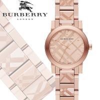 【BURBERRY】 バーバリー 腕時計 レディース クオーツ 5気圧防水 アナログ3針 スイス製 ...