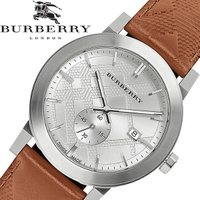 【BURBERRY】 バーバリー 腕時計 メンズ クオーツ 5気圧防水 デイトカレンダー スモールセ...