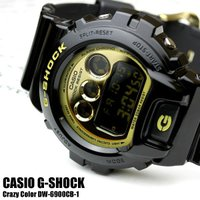 G-SHOCK Gショック ジーショック 人気 ランキング 腕時計 メンズ DW-6900CB-1【...