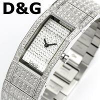 【D&G ドルチェ&ガッバーナ ドルガバ レディース 腕時計 DW0...