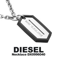【DIESEL/ディーゼル】 ネックレス メンズ アクセサリー ステンレス dx0996040 常に...