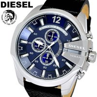 【DIESEL】ディーゼル 腕時計 メンズ メガチーフ クロノグラフ DZ4423 既成概念にとらわ...