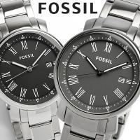 【FOSSIL】 フォッシル 腕時計 メンズ メタル BQ1010 BQ1013 カジュアルウォッチ...
