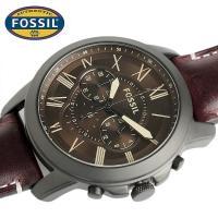 【FOSSIL】フォッシル 腕時計 メンズ グラント GRANT クロノグラフ FS5088FOSS...