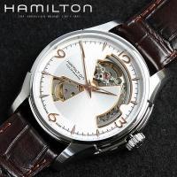 ハミルトン ジャズマスター H32565555 自動巻き メンズ 腕時計人気のハミルトンより、193...