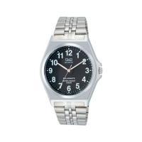 シチズン CITIZEN ソーラー腕時計 メンズ 腕時計 Q&Q H980-205 シンプルで飽きの...