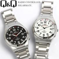 シチズンCBM Q&Q / HG12シチズンCBM信頼の品質 ソーラー電波腕時計 止まらない!くるわ...