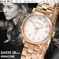 MARC BY MARC JACOBS マークバイマークジェイコブス BAKER ベイカー 腕時計 ...