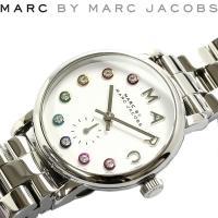 マーク バイ マーク ジェイコブス ベイカー グリッツ 腕時計MARC BY MARC JACOBS...