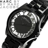 【MARC BY MARC JACOBS】マークバイマークジェイコブス ヘンリースケルトン 腕時計 ...