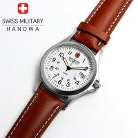スイスミリタリー SWISS MILITARY 腕時計 レザーバンド メンズ MILITARY-2 ...
