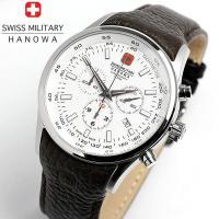 スイスミリタリー SWISS MILITARY 腕時計 クロノグラフ メンズ 1990年に誕生したス...