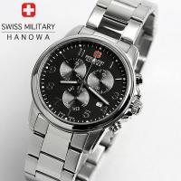 スイスミリタリー SWISS MILITARY 腕時計 クロノグラフ メンズ MILITARY-28...