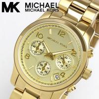 【MICHAEL KORS】 マイケルコース 腕時計 レディース クロノグラフ MK5055 シック...