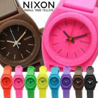 ニクソン NIXON スモールタイムテラーP クオーツ レディース 腕時計人気のタイムテラーから一回...