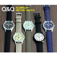 ミリタリー ミリタリ メンズ 腕時計 ミリタリー シチズン Q&Q メンズ腕時計 ミリタリー...
