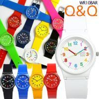 シチズンCBM Q&Q ポップカラーウォッチ色×8!バリエーション、デザイン、価格で考えるな...